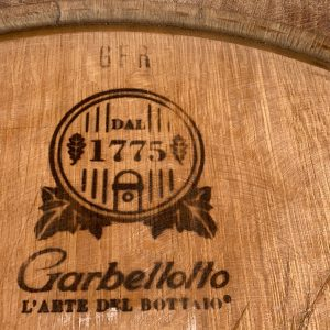 Barrique Garbellotto Rigenerata In Rovere Francese