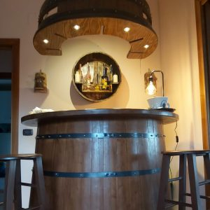 Bancone Angolo Bar